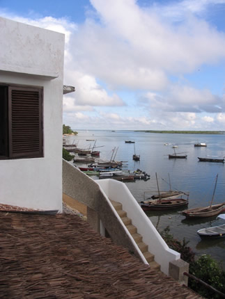 View to wake up to, Lamu